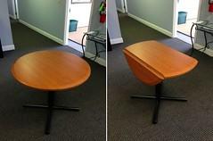 "Magellan 36"" Dropleaf Table"