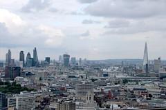London skyline (st_hart) Tags: london tower heron st 30 skyline cathedral mary pauls wharf axe canary shard gherkin 42 willis 122 leadenhall cheesegrater 2014 savefop