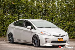 "Toyota Prius with Enkei RS05RR • <a style=""font-size:0.8em;"" href=""http://www.flickr.com/photos/64399356@N08/14251937944/"" target=""_blank"">View on Flickr</a>"