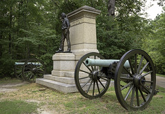 Canons at the Minnesota Monument (dcnelson1898) Tags: shiloh battlefield shilohnationalbattlefield tennessee pittsburglanding civilwar unionarmy confederatearmy history militaryhistory monuments nationalparkservice nps nationalpark