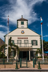Palais de Justice - Philipsburg - [Sint-Maarten] (Thierry CHARDES) Tags: courthouse coursdejustice sigma1750mmf28 antilles carabes caribbean paysbas nederland