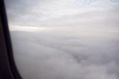 (Elenaire) Tags: airplane travel travelling nikon d5000 50mm clouds