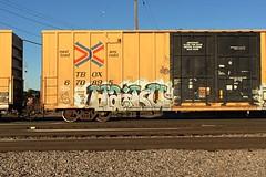 Haiku (Psychedelic Wardad) Tags: freight graffiti hcm mfg haiku