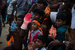 Posing with Lord Ganesh (Ivon Murugesan) Tags: celebration celebrations chennai festival festivity ganesh ganeshchaturthi ganeshstatue ganesha ganeshastatue india mamallapuram ocean people places sea statues tamilculture tamilfestival tamilnadu travel vinayagar vinayagarchathurthi vinayagarchaturthifestival vinayagarstatue vinayakar