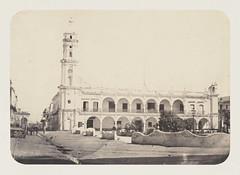 [Municipal Palace of Veracruz] (SMU Central University Libraries) Tags: palaces municipalbuildings