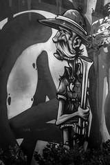 IMG_9924 (Christine Lortie) Tags: hochelaga mercier maisonneuve hochelagamaisonneuve noiretblanc blackandwhite