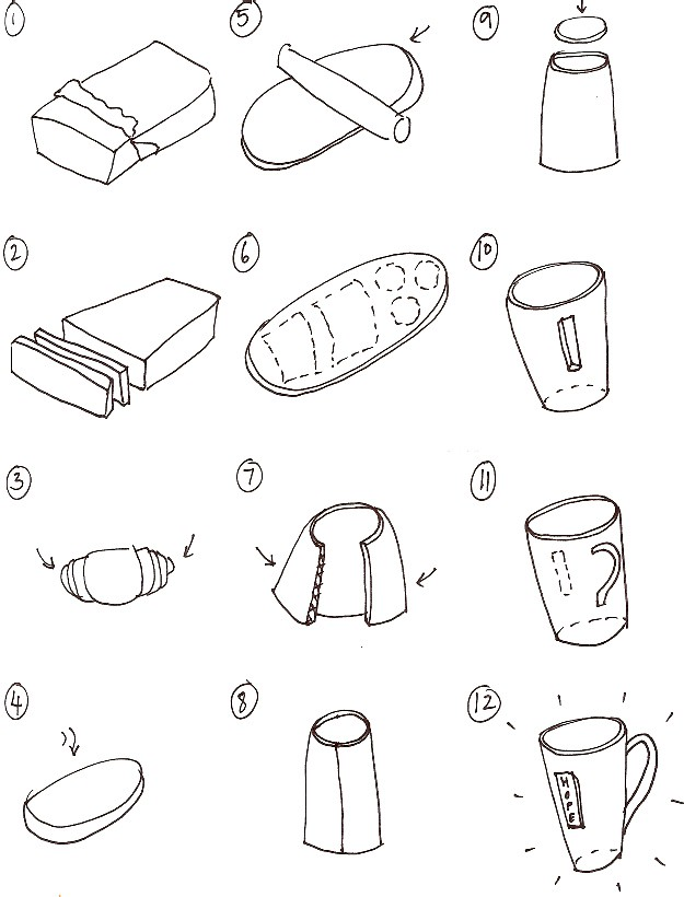 Making a mug in 12 steps