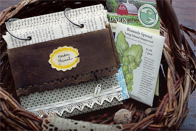 garden journal finished