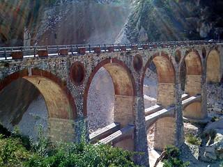 Carrara, Codena, Miseglia, Fantiscritti, Ponti di Vara