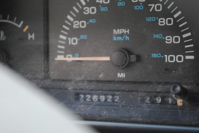 car dodge 1991 caravan van