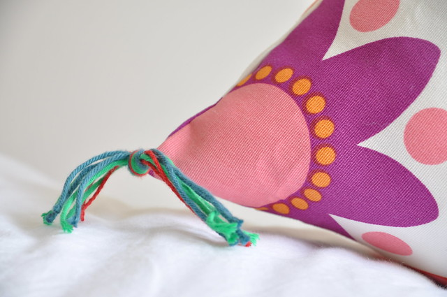 Whimsical pillow