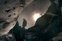 Reversion on Rialto Beach (sparth) Tags: leica sun reflection beach silhouette june rock washington leo upsidedown son down reversed reversion upside rialto rochers x1 lapush rialtobeach leopold fiston 2011 reversereflection leicax1