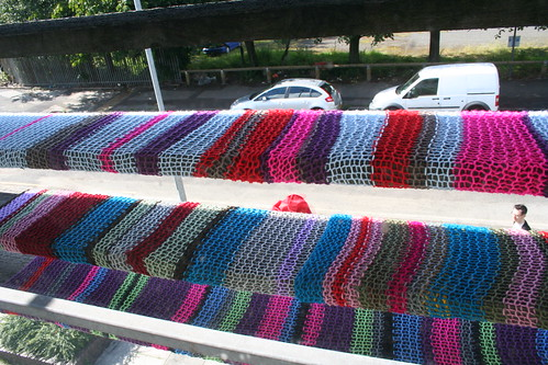 Yarn Bombing BlankSpace