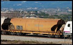 Tagps/PTT de VTG (javier-lopez) Tags: train tren trenes cereal railway león ptt vagón adif ffcc vtg tolva tolvas mercancías babilafuente saltra tagps gijónpuerto villacedré 16062011