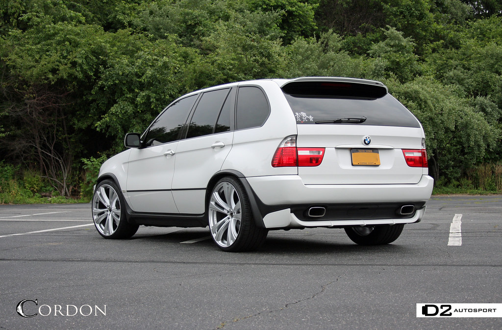 Older X5 Looking New With Cordon Shoes D2autosport