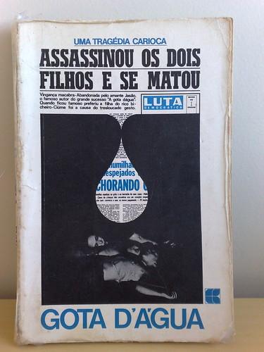 Gota D'Água - edição de 1975.