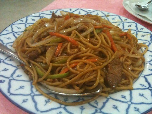 Zaragoza | Restaurante chino Mon | Pasta