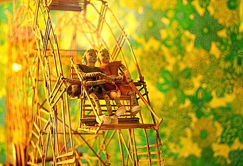 Ferris Wheel - HDR-ish