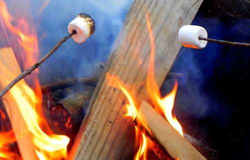 How S'mores Start