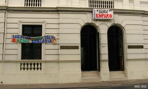 Escuela de Gobierno y Gestión Pública en Paro / Universidad de Chile