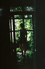 vine doorway beautiful doorway (Jacob Seaton) Tags: abandoned vines glendale vine doorway annablythemoore
