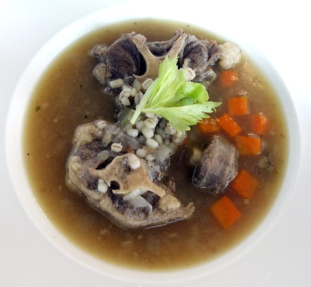 Ox-Tail Soup
