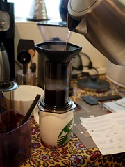 New Coffee Toy - AeroPress