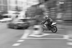 chase me (The Cassandra Project) Tags: bw film monochrome 35mm vintage schweiz switzerland suiza swiss luzern junction nikonf100 motorbike chase apx100 motorcycle handheld diafine sw agfa expired svizzera panning lucerne apx icm kreuzung motorrad sveitsi innerschweiz 50mmprime verfolgung zentralschweiz centralswitzerland tff rolleiretro100 mitziehen intentionalcameramovement nikkor114ais