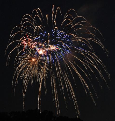 Firework Rain