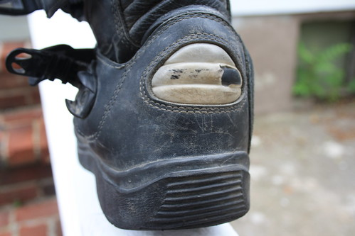 TCX Infinity Boot after 20,000 miles