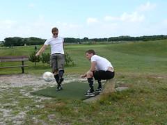 P1090379 (Nederlandse FootGolf Bond) Tags: ameland footgolf