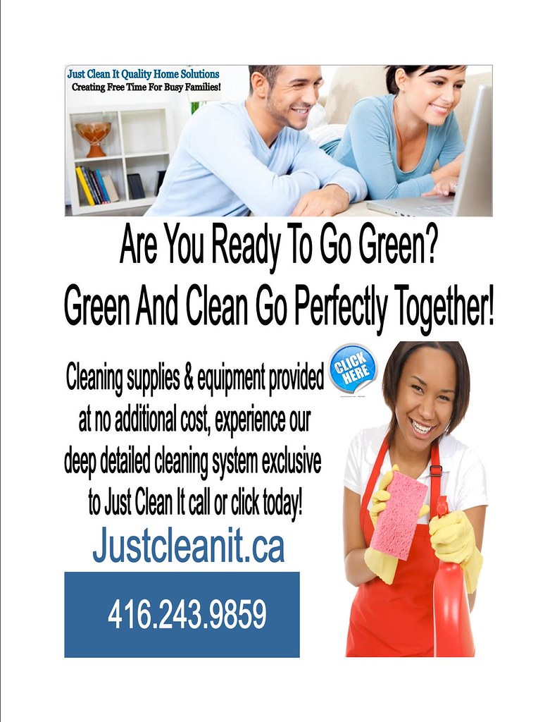 Move In Out Cleaning Services 416.243.9859
