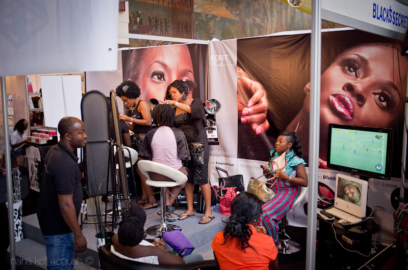 Joy Bridal Fair, Accra 2011