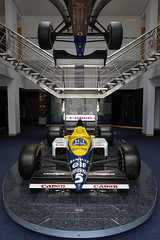 The Entrance to the Williams Conference Centre (Renault Sport F1) Tags: williams f1 renault grandprix formulaone formule1 gp motorsport moteur gbr williamsf1 renaultsport rs27 williamsrenault formuleun attwilliams rsf1 renaultsportf1 motoristes moteurdef1 moteurf1