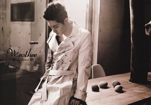 "Kim Hyun Joong 1st Mini Album ""Break Down"" Limited Edition Photobook"
