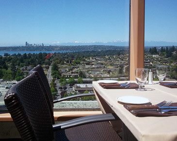 Bellevue Outdoor Dining Guide
