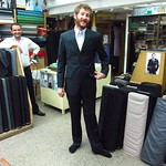 "New Suit! <a style=""margin-left:10px; font-size:0.8em;"" href=""http://www.flickr.com/photos/14315427@N00/6930482862/"" target=""_blank"">@flickr</a>"