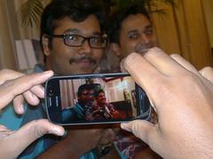 Bharadwaj and CJ