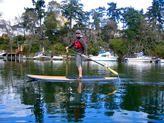 sup26 (vikapproved) Tags: up vancouver island stand whisper bc board paddle columbia victoria evergreen british paddling legend sup