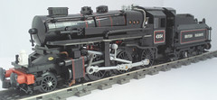 "2-6-0 Ivatt Class4 ""Mogul"" (bricktrix) Tags: train toys lego mogul legotrain ivatt"