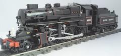 "2-6-0 Ivatt Class4 ""Mogul"" (bricktrix) Tags: train toys lego mogul legotrain ivatt"