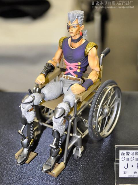 JoJo冒險野郎 宮沢模型展示會2012年春