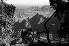 Simien. Ethiopia (courregesg) Tags: africa mountain landscape ethiopia paysage afrique massif simien the4elements