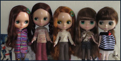 Five Blythes