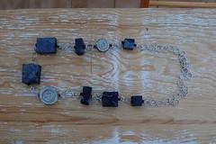 prove catalogo 011 (Basura di Valeria Leonardi) Tags: basura collane polistirolo reciclo cartadiriso riciclo provecatalogo