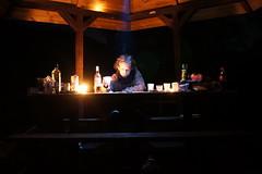 """""""Scne"""" nocturne... (Olivier Henguelle) Tags: reunion de landscape island la sony ile paysages runion nex 5n nex5n"""