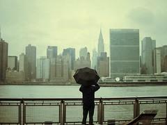 Sights Seen (Pabo76) Tags: nyc newyorkcity ny rain umbrella queens lic gothamist longislandcity gantryplazastatepark uploaded:by=flickrmobile flickriosapp:filter=nofilter