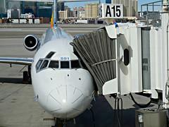 Allegiant MD-83 N881GA (kenjet) Tags: g4 allegiant allegiantair klas las lv vegas lasvegas mccarran airport lasvegasmccarraninternationalairport gate a15 gatea15 ramp airline airliner jet plane twinengine maddog douglas mcconnell mcdonnelldouglas aviation flugzeug nose n881ga strip thestrip lasvegasstrip skyline hotels xatur tcrtu ohlpg sergo ec607 ecfvv ec440 ecgks spanair latur turavrupa centennial finnair nordicregional nordic md80 md83 transportation parked 881