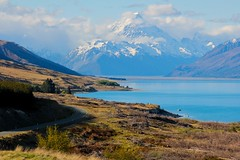Mt Cook (From Elsewhere) Tags: newzealand nz purenz landscapes mountains lakes alpine alps southernalps travel southisland southis mtcook hiking trek camping tekapo