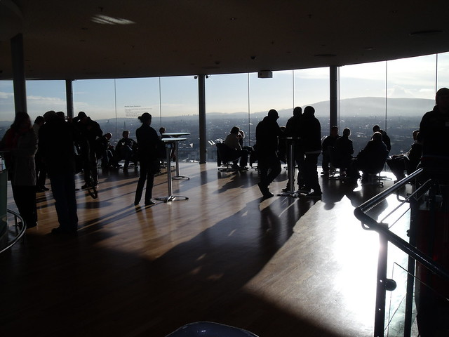 The Gravity Bar at the Guinness Storehouse, Dublin